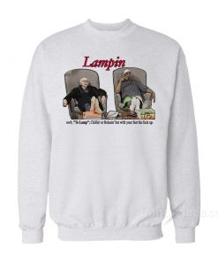 Lampin Curb Your Enthusiasm Sweatshirt