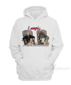 Lampin Curb Your Enthusiasm Hoodie