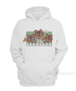 Nintendo Animal Crossing Nook Family Hoodie