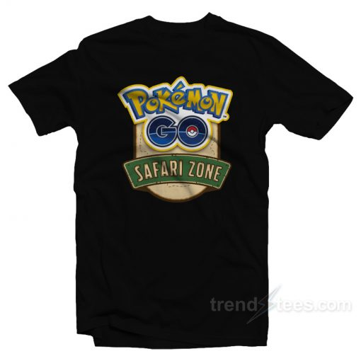 Pokemon GO Safari Zone T-Shirt