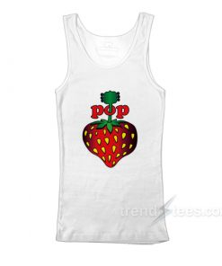 Pop Strawberry Tank Top