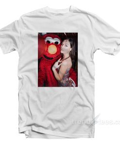 Sasha Grey Elmo Selfie T-Shirt