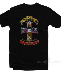 The Inner Circle Chris Jericho T-Shirt