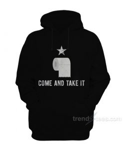 Toilet Paper Houston Astros Come And Take It Hoodie