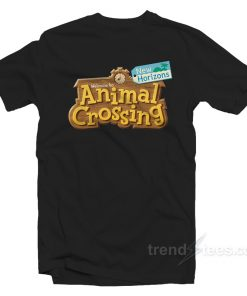 Welcome To Animal Crossing T-Shirt For Unisex
