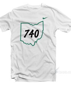 Joe Burrow 740 Ohio T-Shirt