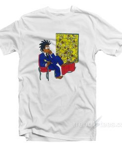 Basquiat Simpson T-Shirt