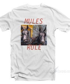 Columbia Tennessee Mule Days T-Shirt