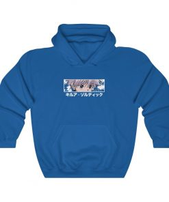 Hunter x Hunter Killua Eyes Hoodie