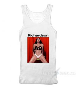 Kim Kardashian Richardson A9 Tank Top