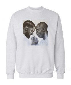 Nipsey Hussle And Kobe Bryant Sweatshirt