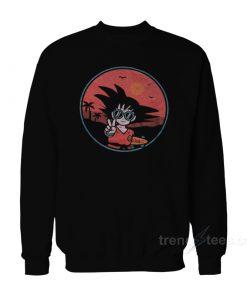 Peace Son Goku Sweatshirt