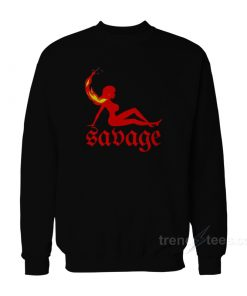 Savage Angel Sweatshirt