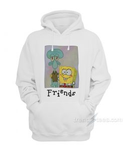 SpongeBob SquarePants Friends Hoodie