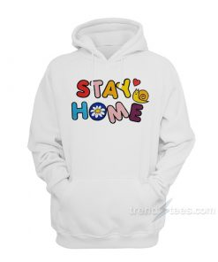 Stay At Home Cutest Hoodie