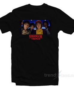Stranger Things Character T-Shirt