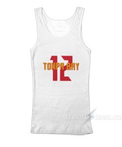 Tompa Bay 12 Tank Top