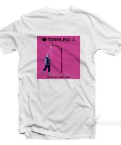Tones And I Never Seen The Rain T-Shirt