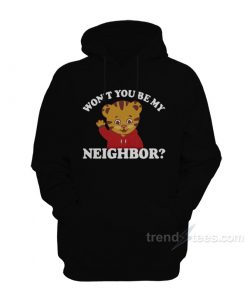 Won't You Be My Neighbor Hoodie