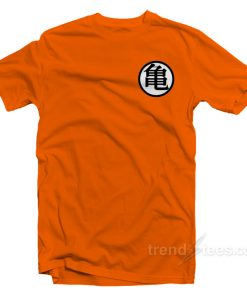 Dragon Ball Goku Kame Symbol T-Shirt