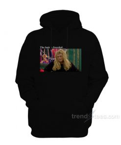Gemma Collins The Hair Is Frazzled Hoodie