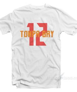 Tompa Bay T-shirt For Unisex