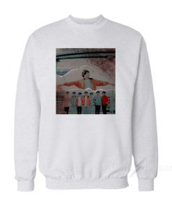 BTS Love Yourself Euphoria Sweatshirt