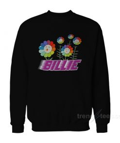 Billie Eilish Flowers Sweatshirt