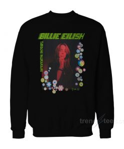 Billie Eilish x Takashi Murakami Sweatshirt