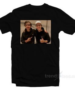 Braeden Lemasters And Harry Styles T-Shirt