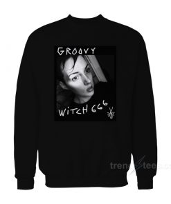 Groovy Witch 666 Sweatshirt