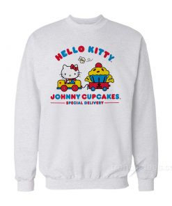 Johnny Cupcakes Hello Kitty Sweatshirt
