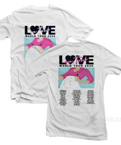 Harry Styles Love On Tour 2020 T-Shirt
