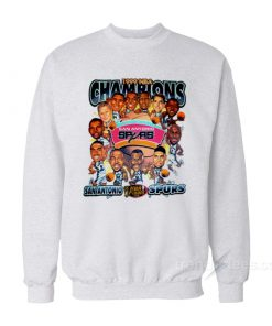 San Antonio Basketball 1999 NBA Champions Sweatshirt