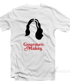 The Iconic Claire Gourmet Makes T-Shirt