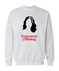The Iconic Claire Gourmet Makes Sweatshirt
