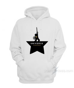 Universe An Earth Musical Hoodie