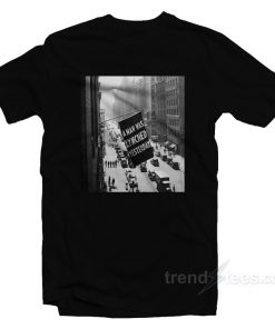 A Man Was Lynched Yesterday 1920 T-Shirt