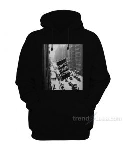 A Man Was Lynched Yesterday 1920 Hoodie