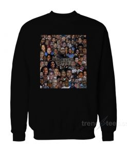 Black Live Matter All Sweatshirt