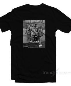 Gang culture Urban People by Jonathan Mannion T-Shirt