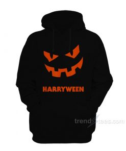 Harryween is Coming Halloween Hoodie