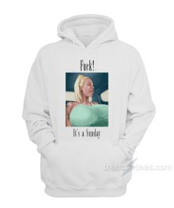 Sophie Anderson It's A Sunday Hoodie