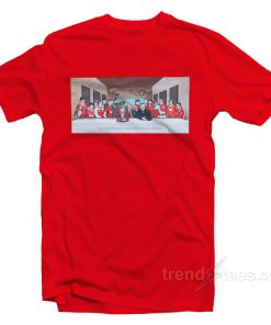 TOP TABLE - Liverpool Champions 2020 T-Shirt