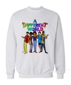 A Different World Characters