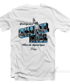 Greetings From Chapel Hill T-Shirt