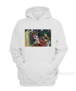 To The Woodshed Hoodie