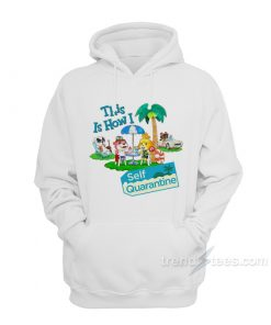 How I Survived The 2020 Quarantine Animal Crossing Hoodie
