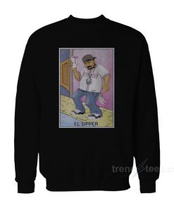DJ Screw El Sipper Sweatshirt